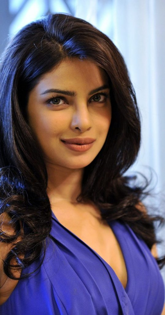 Priyanka Chopra played the role of Roma and she was perfect.